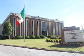 Consulado Mexicano en Atlanta