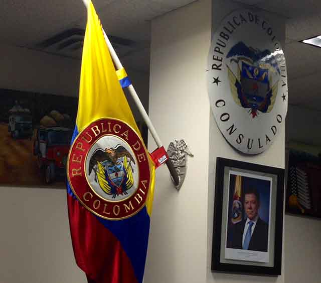 Services Provided by the Colombian Consulate Atlanta GA