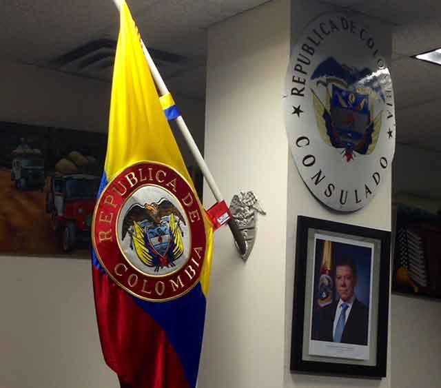 Consulado Colombiano En Atlanta