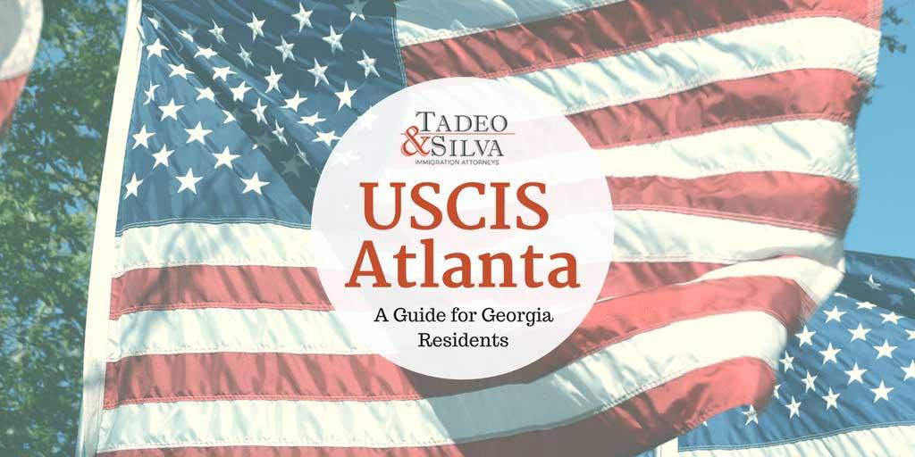 USCIS Atlanta Header image