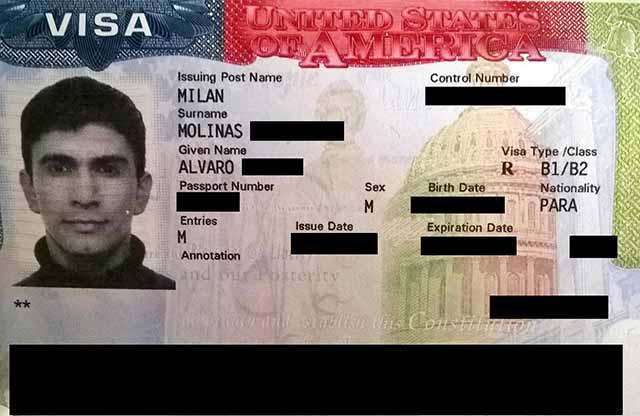 Recibiendo una Visa del Consulado de Honduras Atlanta