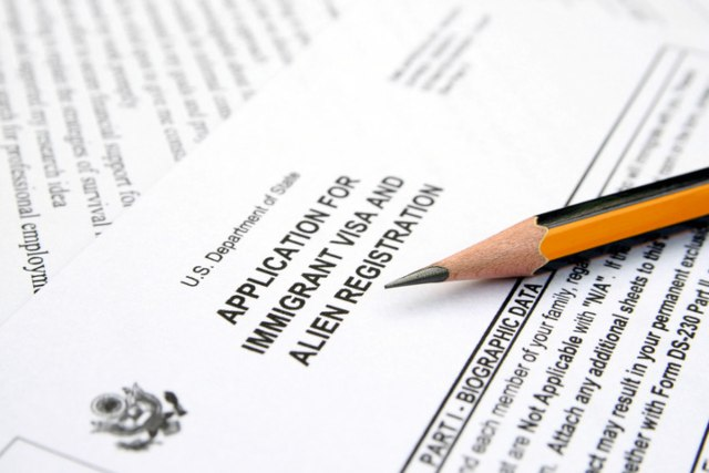 Required Forms for Family Visas USA